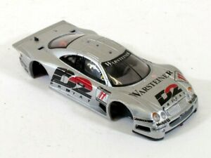 De-Coleccion-Maisto-Mercedes-CLK-GTR-1-43-Diecast-no-Wheels-G246