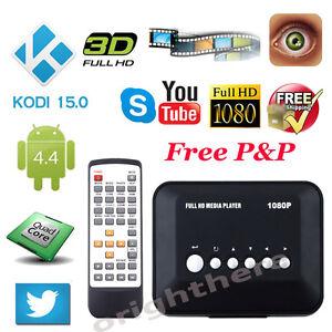 1080P HD USB HDMI Multi TV Media Video Player Box TV video MMC RMVB MP3 OE