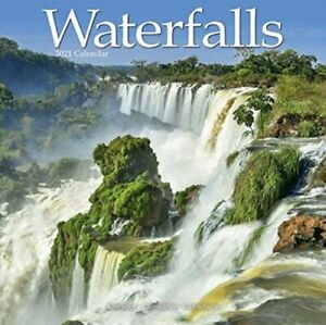 Waterfalls 2021 wall Calendar frescos