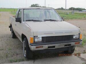 1987 Nissan Hardbody