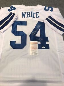detailed look 42c5b 3d7f4 Details about RANDY WHITE AUTOGRAPHED SIGNED INSCRIBED DALLAS COWBOYS  JERSEY JSA COA