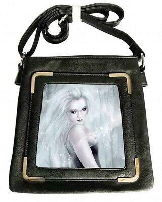 Caszmy 3D Lenticular Image Fantasy Design Side Bag Shoulder Cross Body Angels