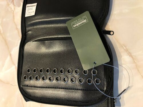 NEW Snowbee Deluxe Dark Olive 600D Zipped Large Spinner /& Plug Wallet