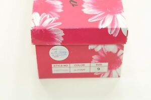 NEW-NWT-New-New-MESH-FLATS-Womens-Shoes-Glitter-Hot-Pink-Adult-Size-9