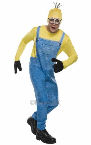 Minon Adult Kevin Fancy Dress Costume