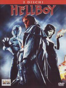 Hellboy-2-DVD-Nuovo-Sigillato-Doppio-Disco-Gullermo-Del-Toro-Marvel-Hero-N