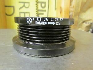 Details about A 111 097 01 28 KZ Genuine Mercedes Supercharger Clutch  Pulley Bearing Assy NEW