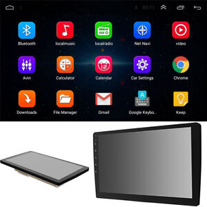 Android-8-1-Touch-Screen-Quad-core-ROM-32GB-Car-Stereo-Radio-GPS-Wifi-3G-4G
