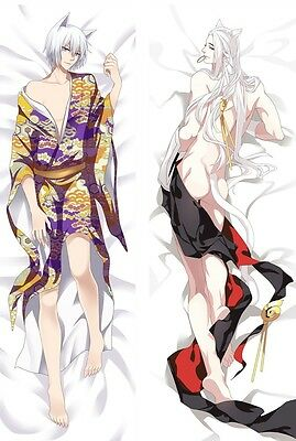 New Anime Dakimakura Kamisama Kiss Tomoe BL Male Hugging Body Pillow Cover Case