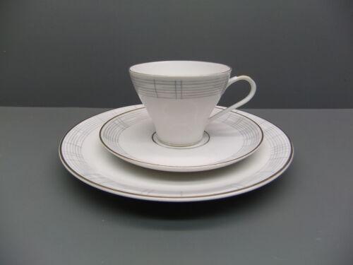 Edelstein Kaffee Gedeck 19573-50er Jahre