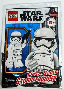 Dettagli su NUOVO Originale Lego Star Wars Edizione limitata primo ordine Stormtrooper 911951 FOIL mostra il titolo originale