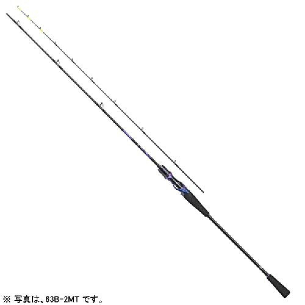 Daiwa Jigging rod bait KYOUGA AIR 63B - 1S Fishing Pole From Japan