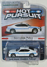 GREENLIGHT HOT PURSUIT SERIES 11 2010 DODGE CHARGER SCOTTSDALE, ARIZONA POLICE