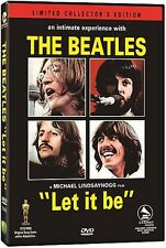 Beatles Let It Be 1967 All Regions DVD US Seller