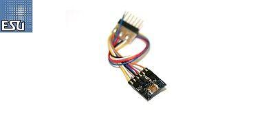 ESU 54684 LokPilot Micro Decoder V4 DCC Kabel 6-polig Stecker NEU OVP