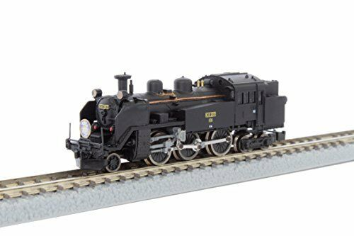 NEW Rokuhan T019-5 Z Scale Steam Locomotive Type C11 Number 207 TOB From japan