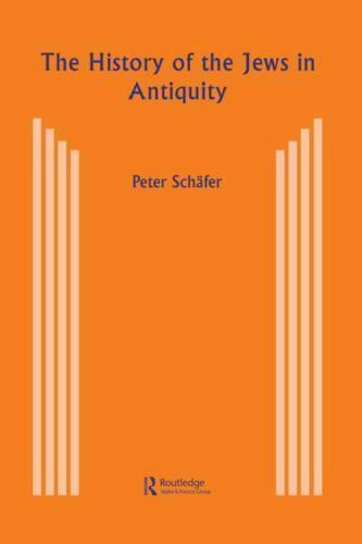 The History of the Jews in Antiquity : The Jews of Palestine from Alexander...