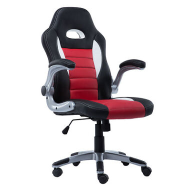 PU Leather Office Desk Chair