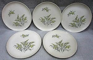 "Set 5 OLD TAYLOR SMITH and Taylor Lemon Blossom Fleur 10"" assiettes plates free Sh-afficher le titre d`origine DAoWmaqT-09160353-520087778"