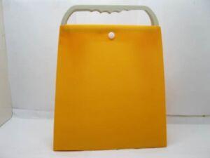 12Pcs-Orange-Wedding-Gift-Bag-w-Button-25cm