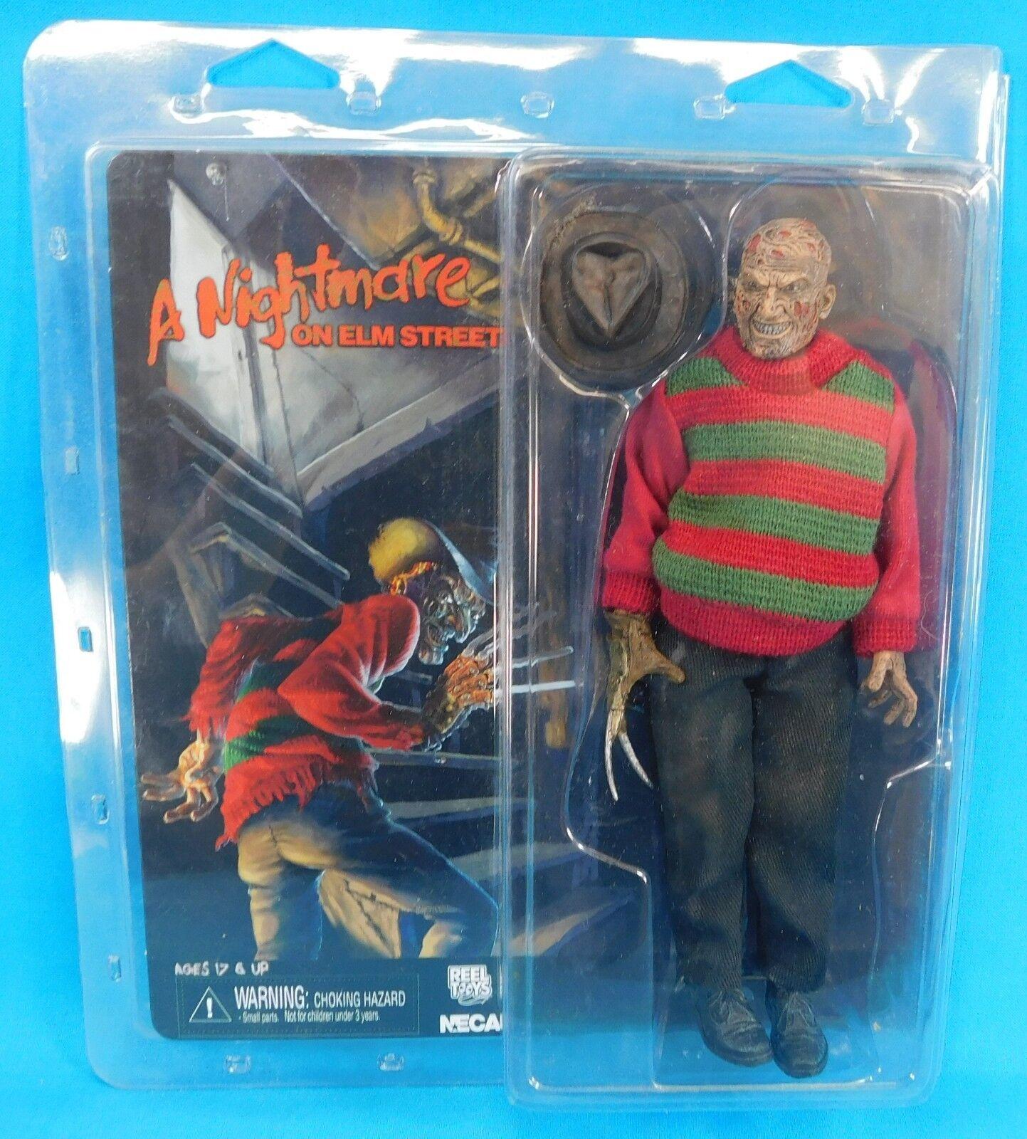 Neca Reel Toys Nightmare on Elm Street FROTdy Krueger Figure 2013 New Sealed