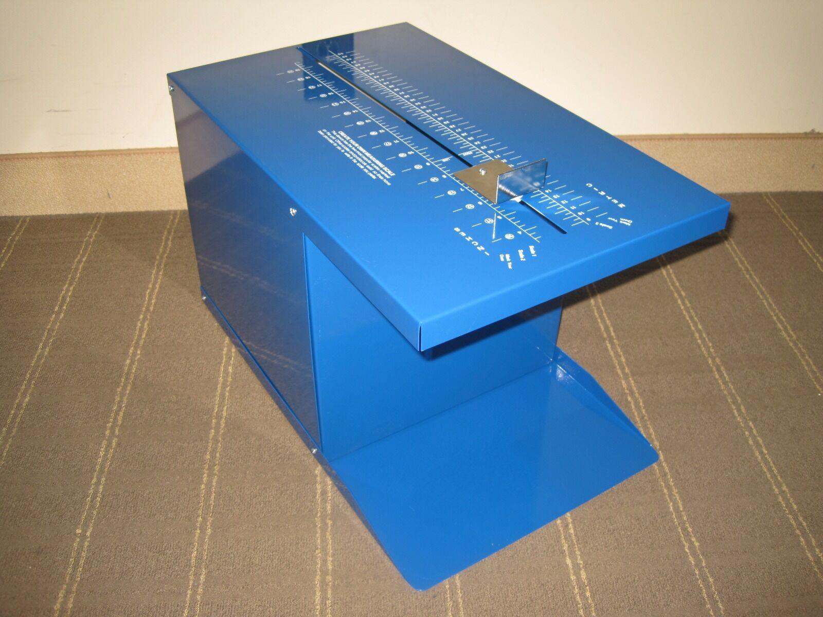 Flex-Caja sentarse y alcanzar Probador con los estándares de  las normas de flexibilidad Gráfico edades 5-18 HY5  bajo precio