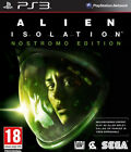 Alien: Isolation -- Nostromo Edition (Sony PlayStation 3, 2014)
