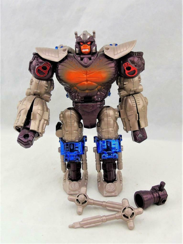 Transformers Beast Wars Transmetals Optimus Primal Complete