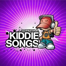 DJ Party Jr. - Kiddie Songs [New CD] Manufactured On Demand