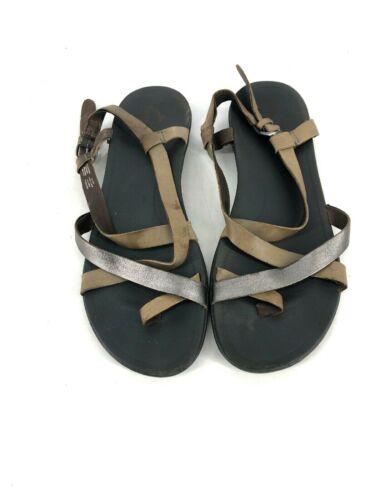 Olukai Upena Womens 11 Eur 41 Strappy Sandals Shoe