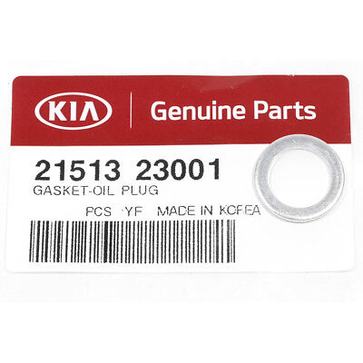 OEM Genuine Oil Drain Plug 10Pcs 21512-23001 For Hyundai Kia