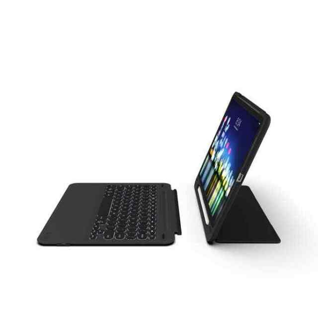 ZAGG-Keyboard - Slim Bk Go - Apple-iPad 9.7-KB-Blk-UK - Tablet Keyboard & Case