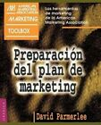 Preparacion Del Plan De Marketing by David Parmerlee (Paperback, 1999)
