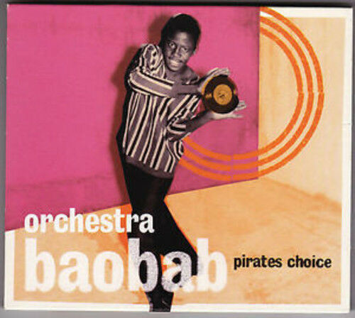 Pirates Choice - 2 DISC SET - Orchestra Baobab (1900, CD NEW)