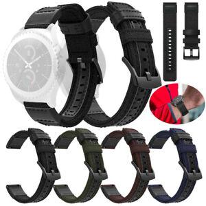 Correa-Reloj-Pulsera-prueba-sudor-Para-Samsung-Gear-S2-Classic-Galaxy-Watch42MM