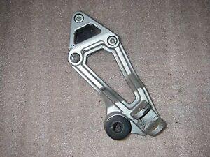 Pedana Poggiapiedi SX Sozius Supporto Blocco Kawasaki Zx 10
