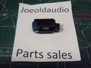 Shure-1000E-Cartridge-amp-Stylus-Used-Tested-Sounds-Great
