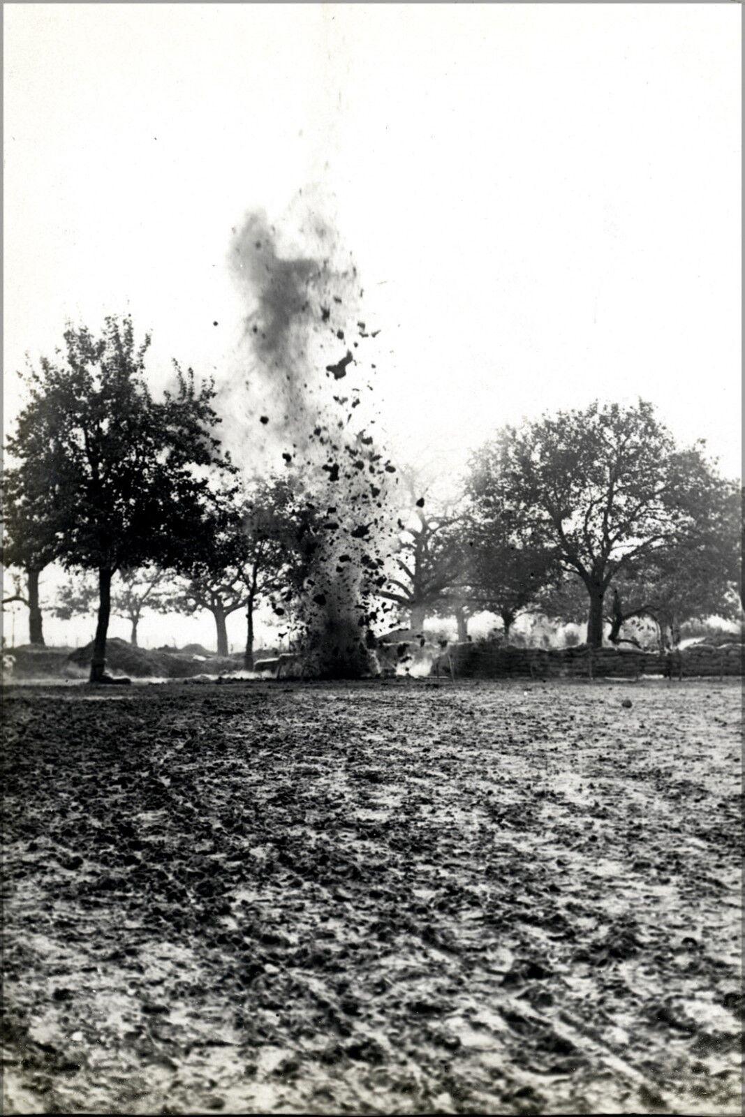 Poster, Molte Misure; Misure; Misure; a Miniera Esplosivo Bout De Ville, Francia. Fotografo H. 9f2b90