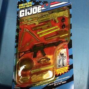 G-I-Joe-HIGH-CALIBER-WEAPONS-ARSENAL-Hall-of-Fame-1993-NIB-12-034-Figure
