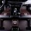 LOGO   For Mazda 3 5 6 cx-3 cx-5 cx-7 cx-9 mx-5 custom waterproof floor mats