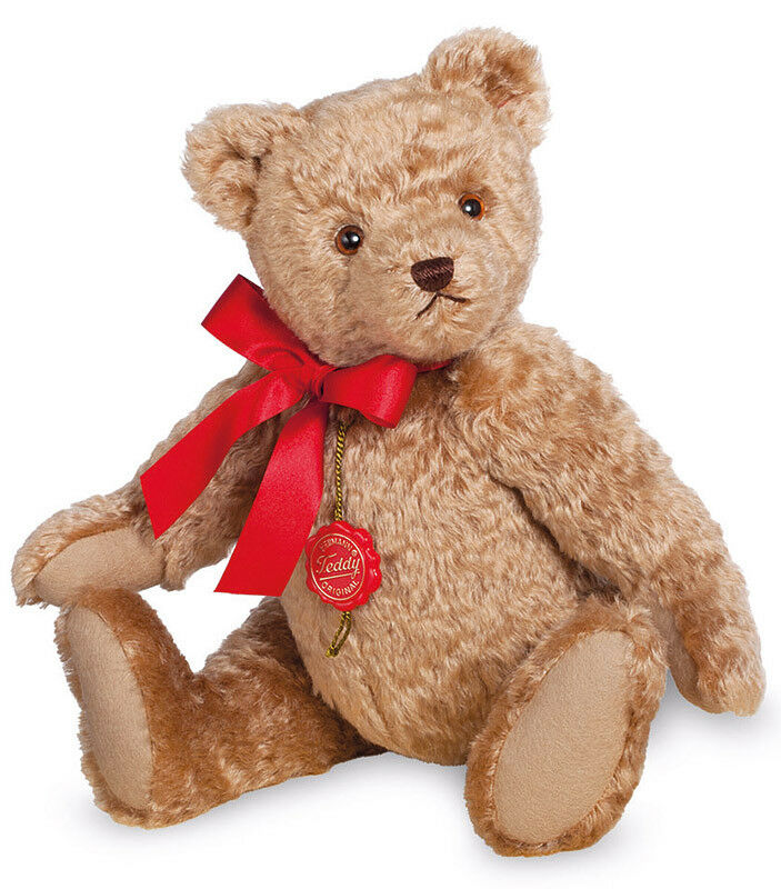 Teddy Hermann 'Traditional Teddy Bear' limited edition mohair bear - 40cm -16840