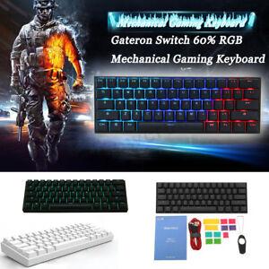 ANNE-PRO-2-Gateron-Switch-Bluetooth-USB-RGB-Mechanical-Gaming-Keyboard-61-Keys