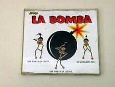 JUMP - LA BOMBA - CD SINGOLO UNIVERSAL 2 TRACCE 2000