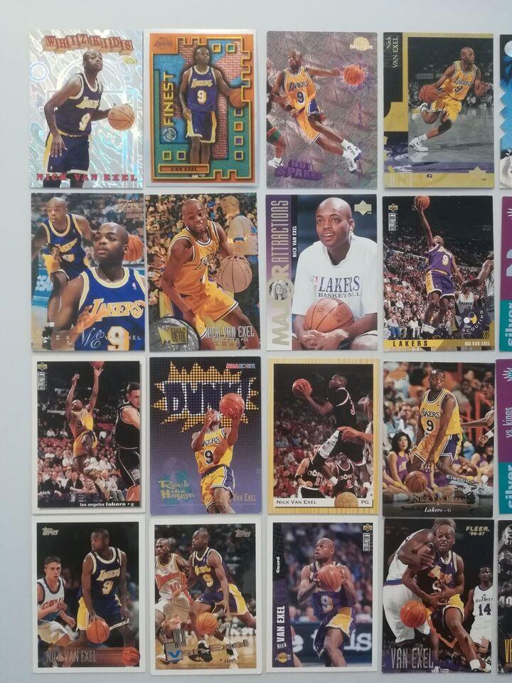 Samlekort, Basketball kort