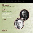 d'Erlanger: Violin Concerto, Op. 17; PoŠme; Cliffe: Violin Concerto (CD, Jan-2011, Hyperion)