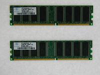 1gb (2x512mb) Memory For Hp Pavilion A207m A210e A210n A282n A287x A288n A300n