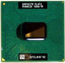 Procesador Intel ® Pentium ® m Processor 1.60 GHz, caché 1m, 400 MHz FSB, sl6fa