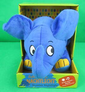 LED Nachtlicht Elefant batteriebetrieben Schlummerlicht Sendung mit der Maus