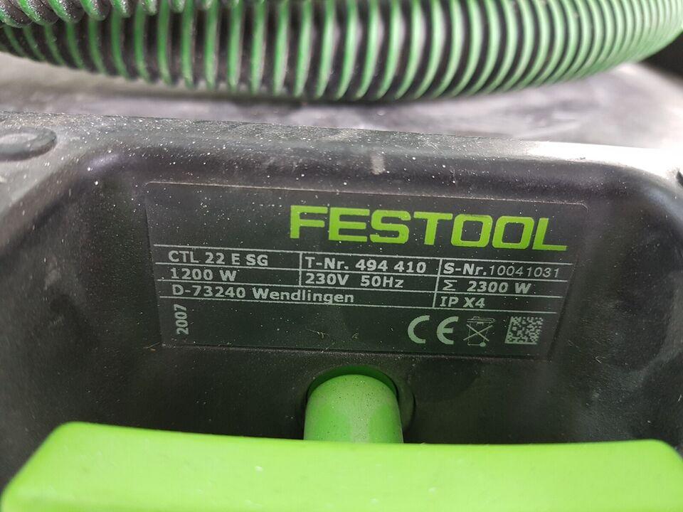 Støvsuger, Festool