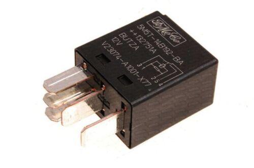 Land rover micro relais 5 broches 12v 20a résistance Changover mini 20 amp defender